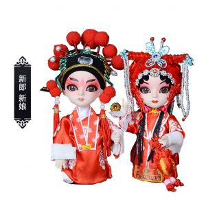 Figuras Ópera de Pekín