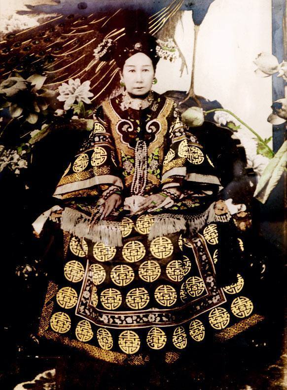 Cixi Emperatriz