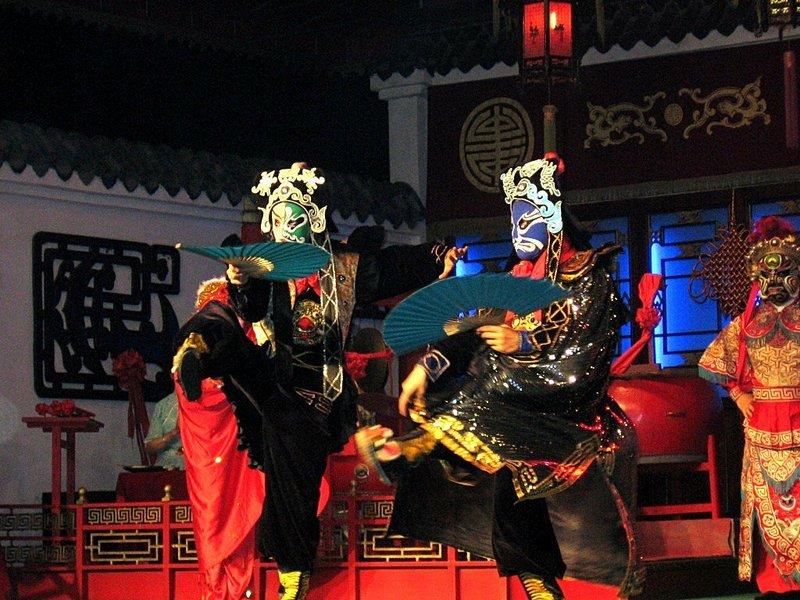 La Ópera de Sichuan