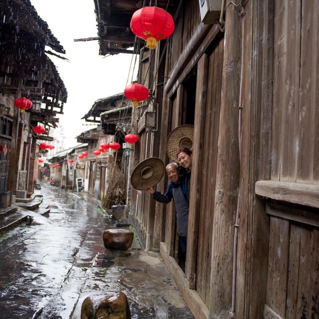 Langzi Ancient Village