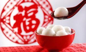 Tang Yuan Bolas de Arroz Glutinoso
