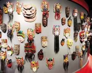 Mäscaras en la Cultura China