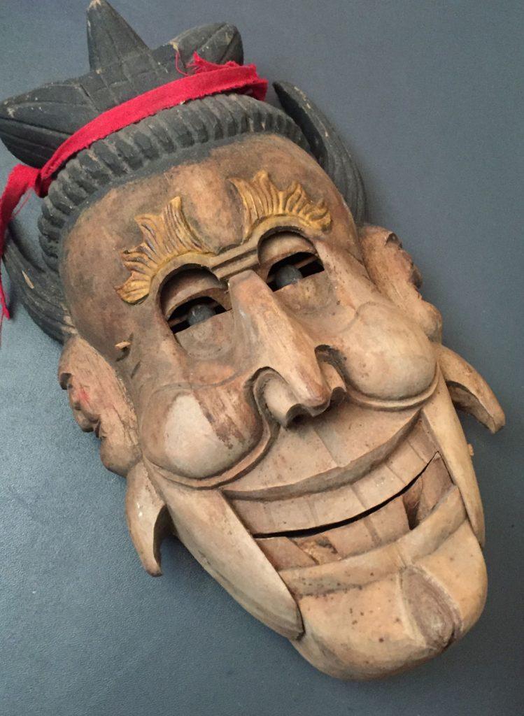 Máscara de Exorcismo Chino