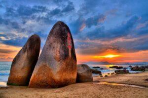 Las mejores playas de china