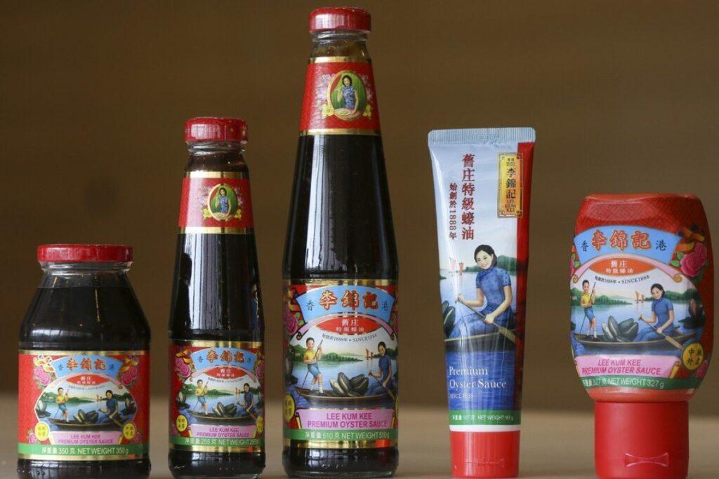 Línea Premium salsa de ostras Lee Kum Kee